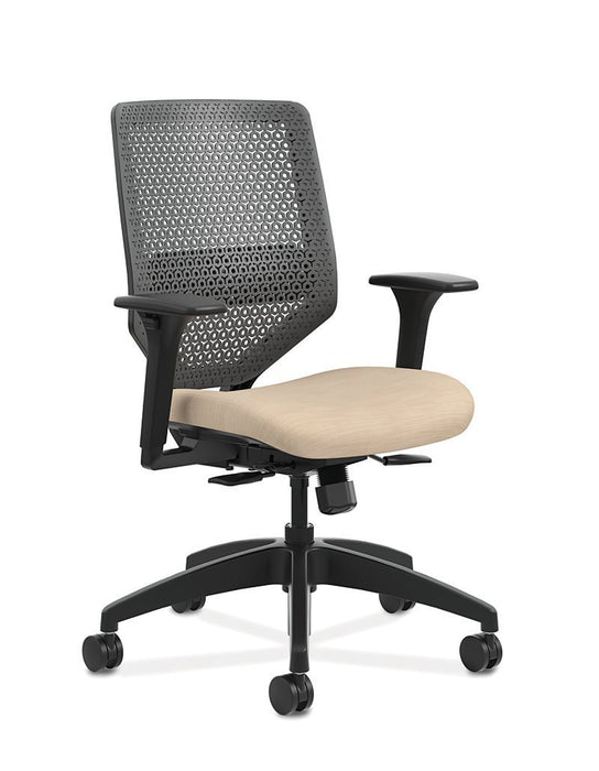 Chair - Mid-Back Task Chair With ReActiv Back