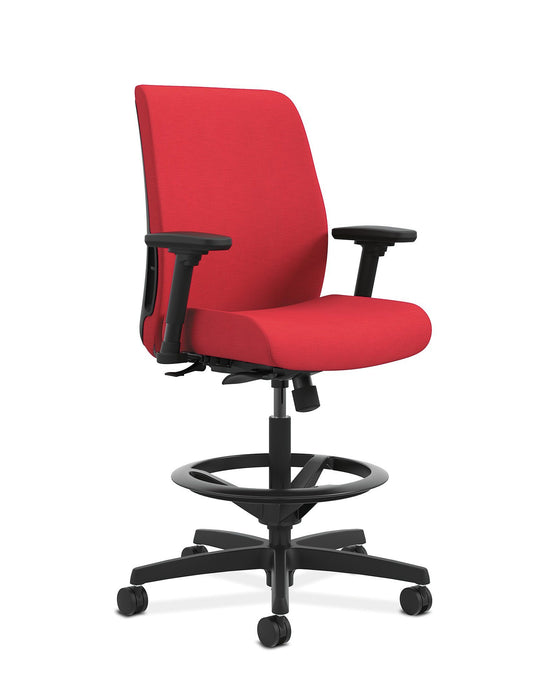 Chair - Task Stool Plastic Back