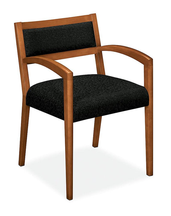 Chair - Upholstered Back Guest Chair