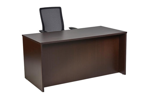 "Desk - Carmel | Double Pedestal Desk | 30""x66"""