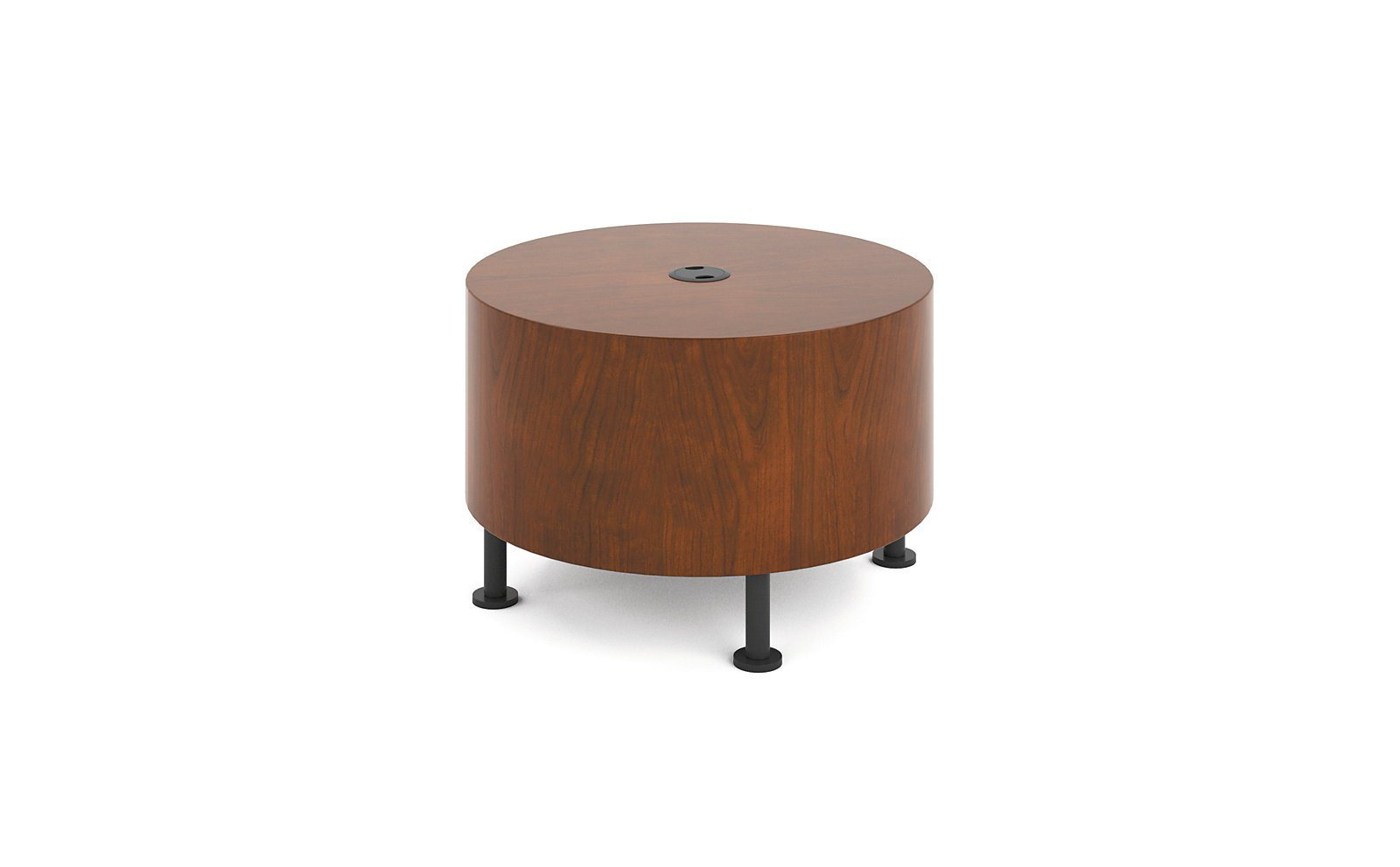 Table - Laminate Collaborative Cylinder Lounge Table