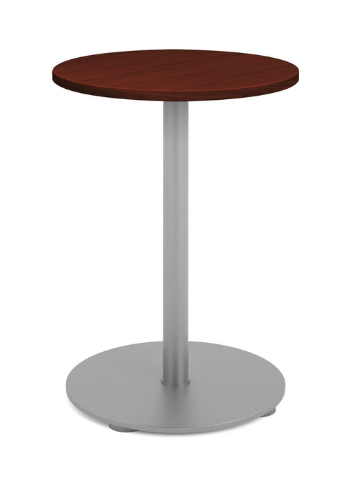 Table - Laminate Personal Lounge Table mahogany