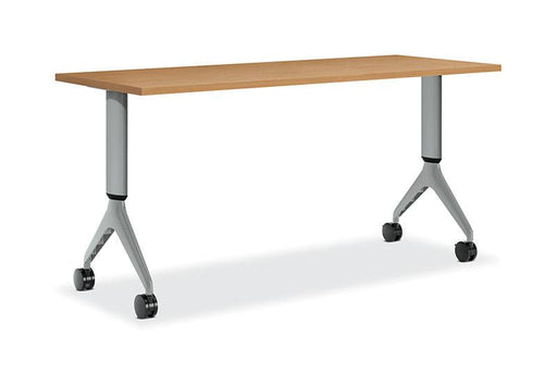 Table - Rectangular Table With Height-Adjustable Base