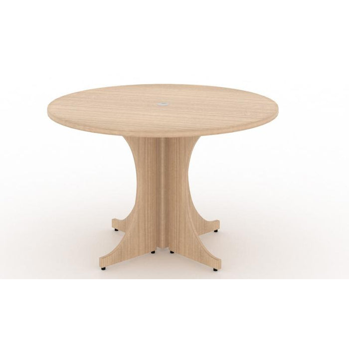 "Table - Santa Monica | 48"" Round Meeting Table"