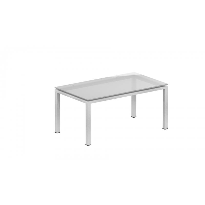 Table - Serenity | Coffee Table | Clear Glass Top