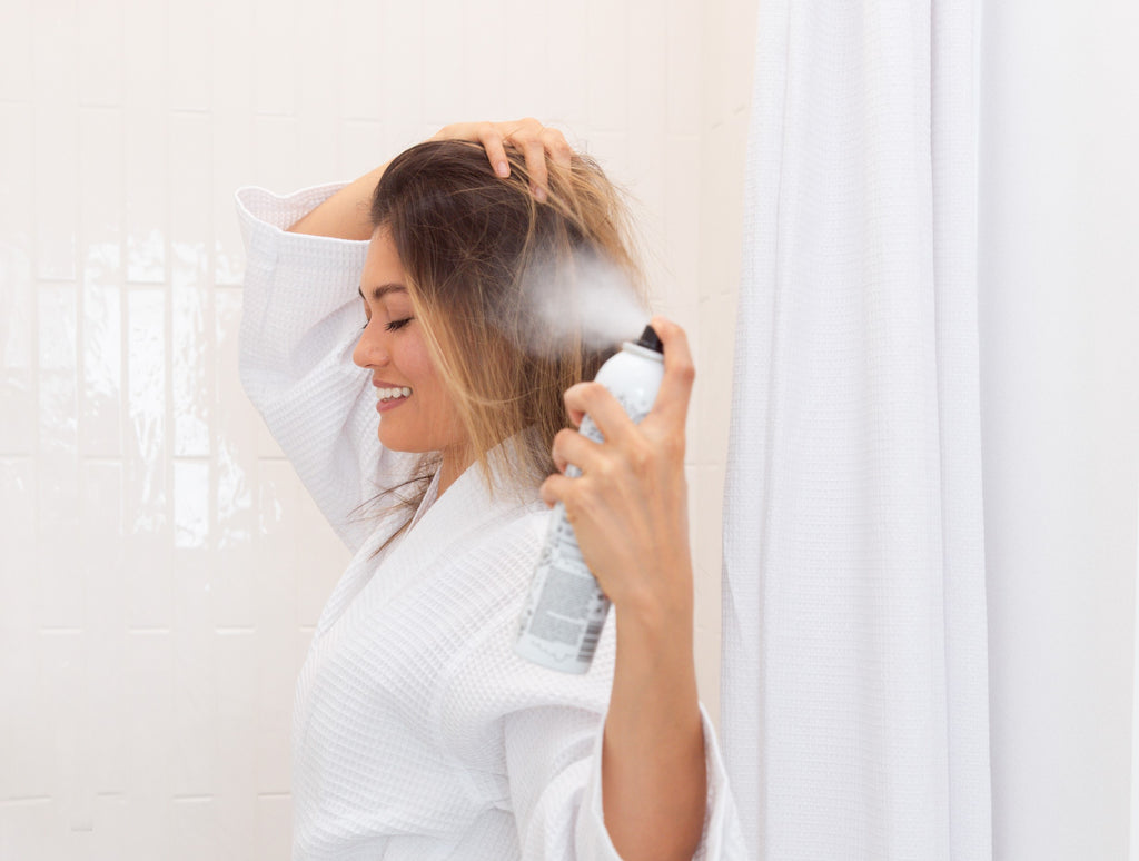 4 Reasons Why You Need a Fragrance Free Dry Shampoo