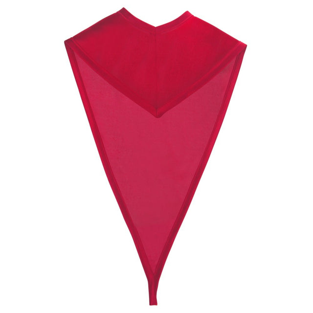 Red Preschool & Kindergarten Graduation Hood - Stoles.com