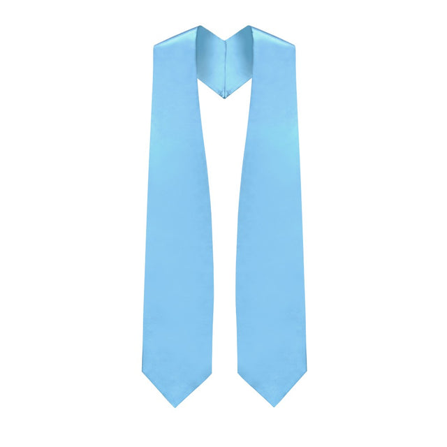 Light Blue Choir Stole - Stoles.com