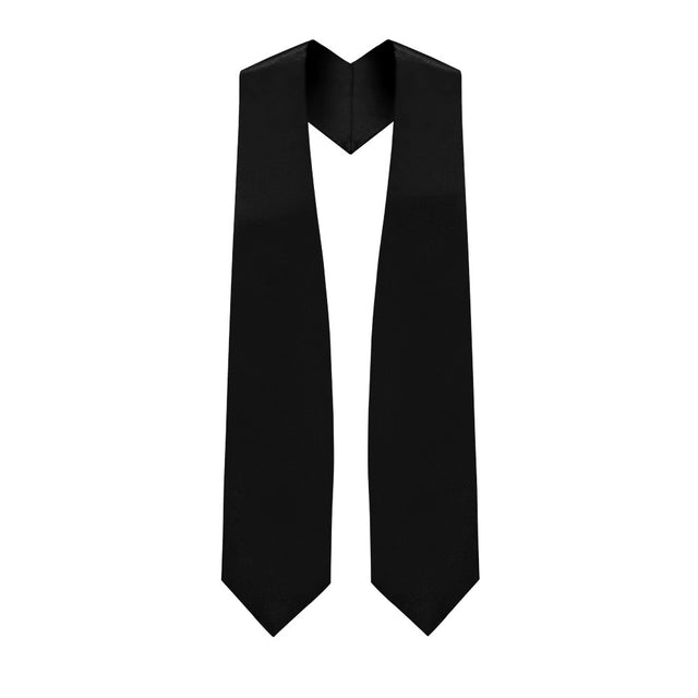 Black Choir Stole - Stoles.com