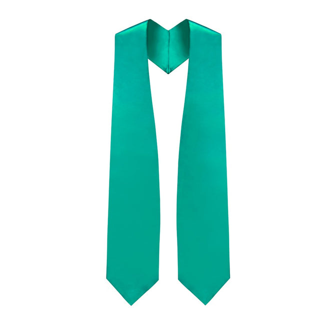 Emerald Green Choir Stole - Stoles.com
