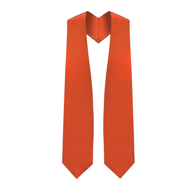 Orange Choir Stole - Stoles.com