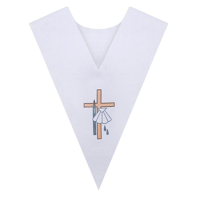 Child's Baptismal Pinafore - Stoles.com