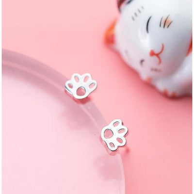 AROS PATAS PLATA 925 - Animal Choice - REGALOS