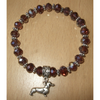 PULSERA PERRO OLD SCHOOL - Animal Choice - REGALOS