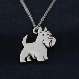 COLGANTE SCOTTISH TERRIER - Animal Choice - REGALOS