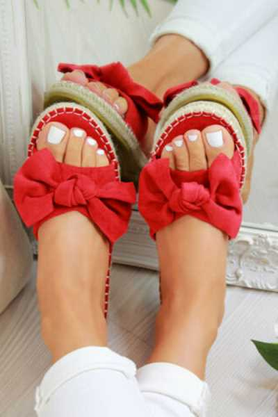 Trendylov Casual Bow-knot Slipper
