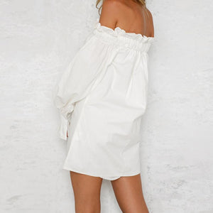 Bardot Shift Dress