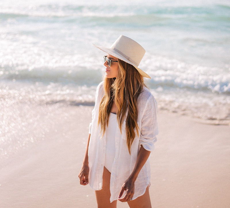 2020 Beach Caftan Dress Cover-ups White Cotton Beach Dress Tunic Women Beach Swimsuit Cover-up Sexy Beachwear