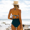 Women Bikinis Swimsuit High Waist Bathing Suit Plus Size Swimwear Push Up Bikini Set Vintage Beach Wear Biquini