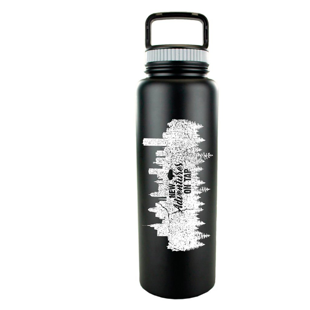34 oz Insulated Beverage Bottle