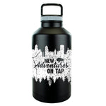 68 oz Insulated Beverage Bottle