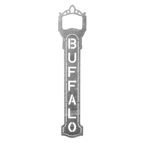 Buffalo Bottle Opener/Magnet