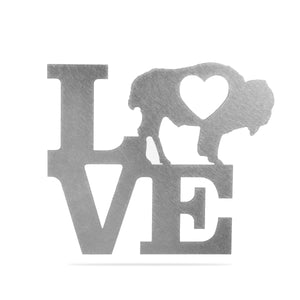 Love Buffalo Magnet