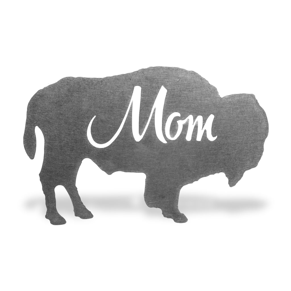 Mom Metal Magnet