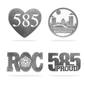 Rochester Magnets 4-Pack