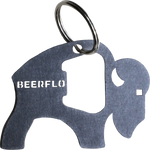 Beerflo Bottle Opener Keychain/Ornament