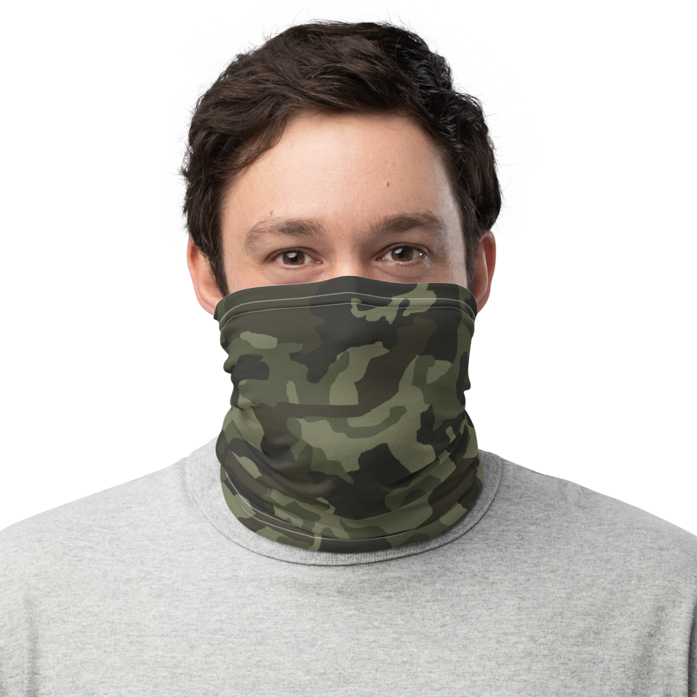 Camo Version 2 Face Mask