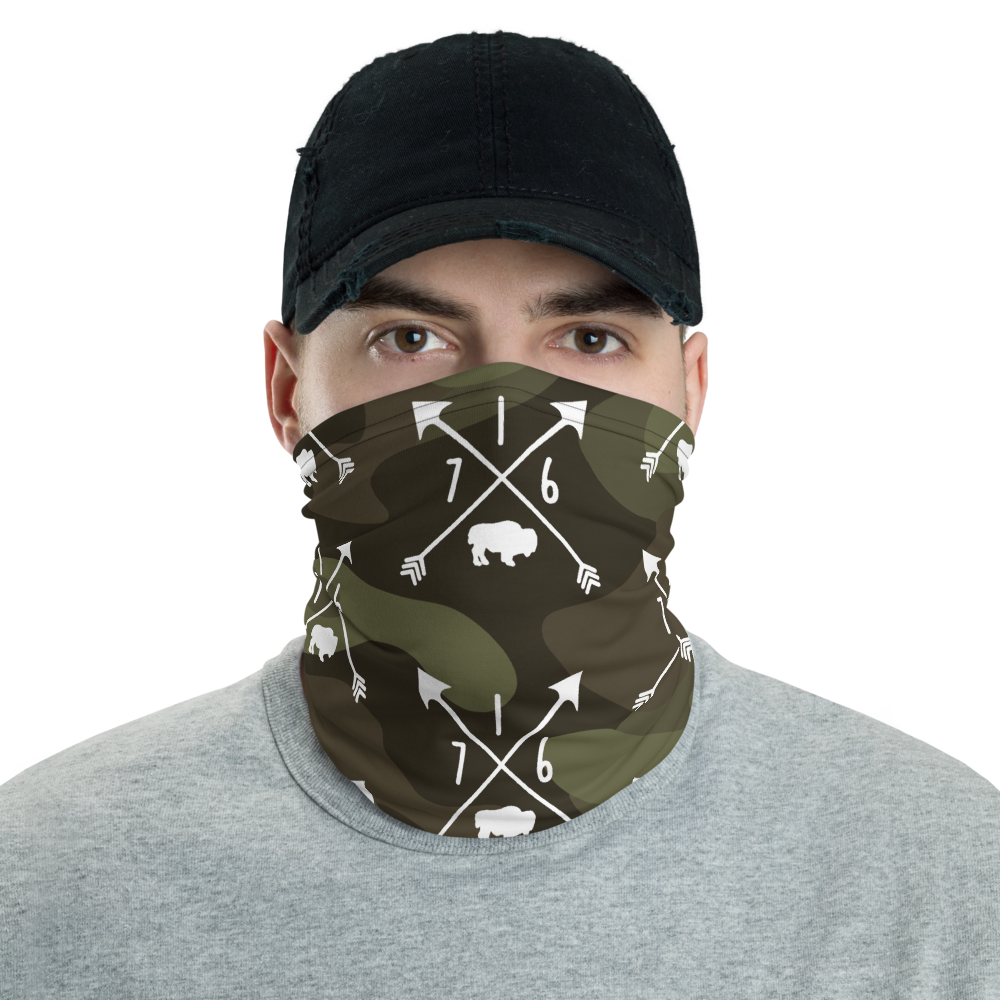 Camo Arrows Neck Gaiter