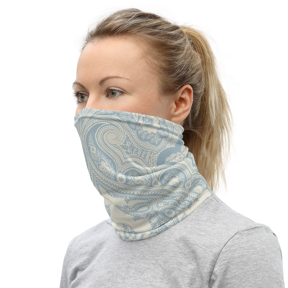 Paisley Face Mask