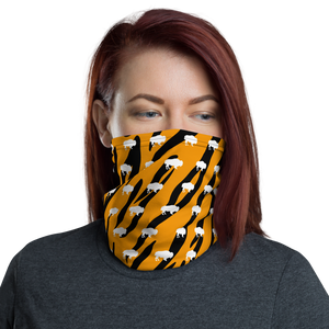 Tiger King Mini Bison Face Mask