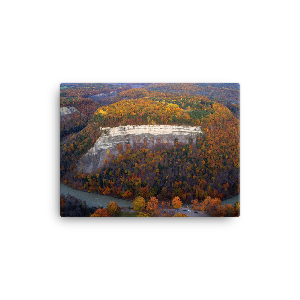 Letchworth State Park Canvas