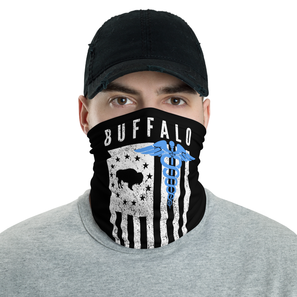 Buffalo Healthcare Worker Face Mask
