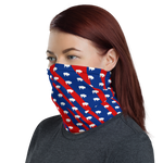 Zubaz Mini Bison Face Mask
