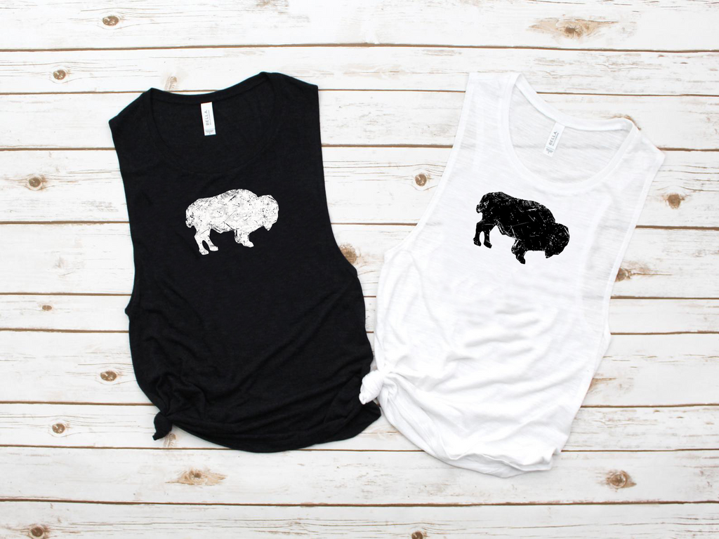 Painted Buffalo Women's Muscle Tank