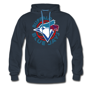 Men's Buffalo Blue Jays Premium Hoodie - navy