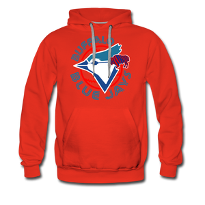 Men's Buffalo Blue Jays Premium Hoodie - red