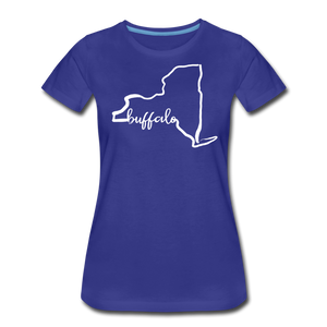 Women's NYS Premium T-Shirt - royal blue