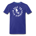 Men's Kale Premium T-Shirt - royal blue