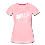 Women's Stamp Premium T-Shirt - pink