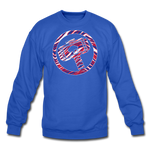 Unisex Thor Buffalo Crewneck Sweatshirt - royal blue