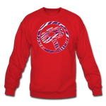 Unisex Thor Buffalo Crewneck Sweatshirt - red