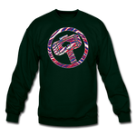 Unisex Thor Buffalo Crewneck Sweatshirt - forest green