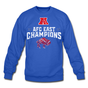 Unisex AFC Crewneck Sweatshirt - royal blue