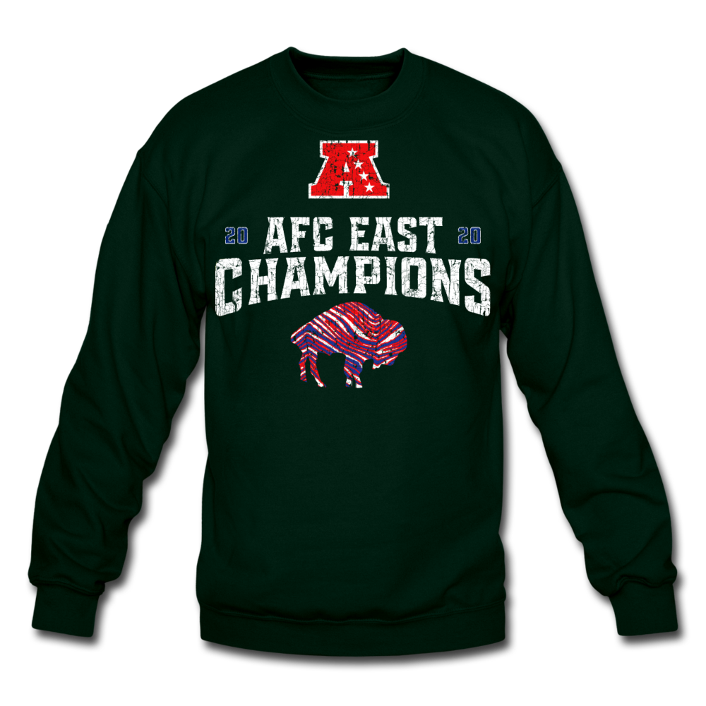 Unisex AFC Crewneck Sweatshirt - forest green