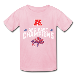 AFC Ultra Cotton Youth T-Shirt - light pink