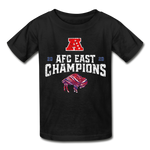 AFC Ultra Cotton Youth T-Shirt - black